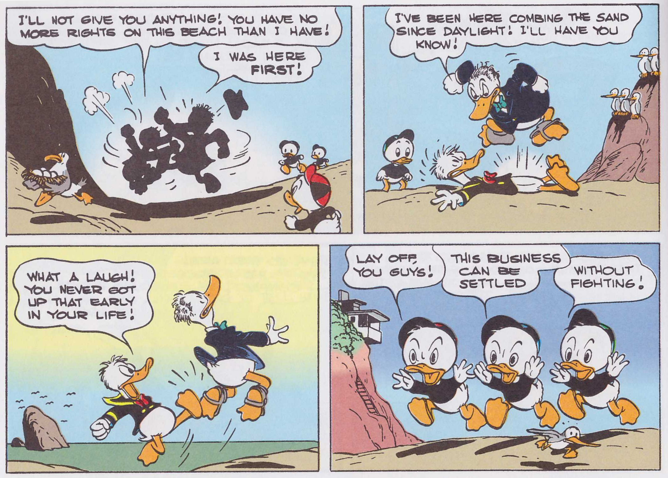 Walt Disney Comics and Stories by Carl Barks vol 15 review