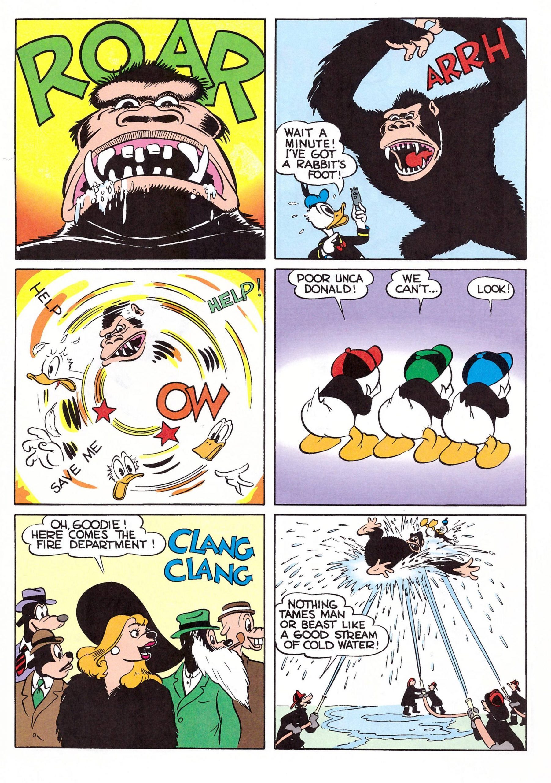 Walt Disney Comics & Stories by Carl Barks 1 review