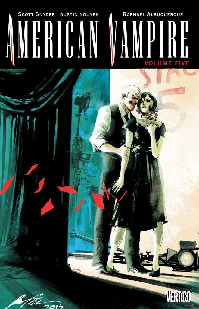 American Vampire Volume Five