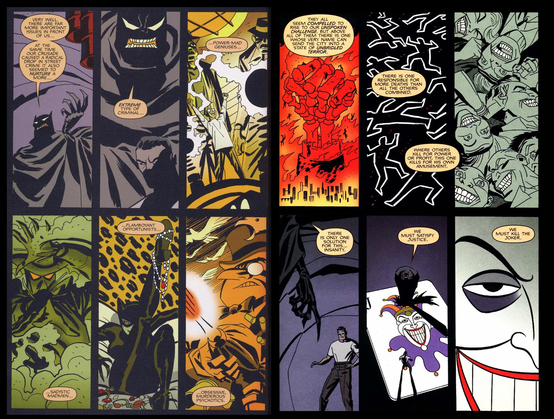 Batman Ego and other Tales review