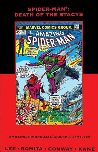 Amazing Spider-Man: Death of the Stacys