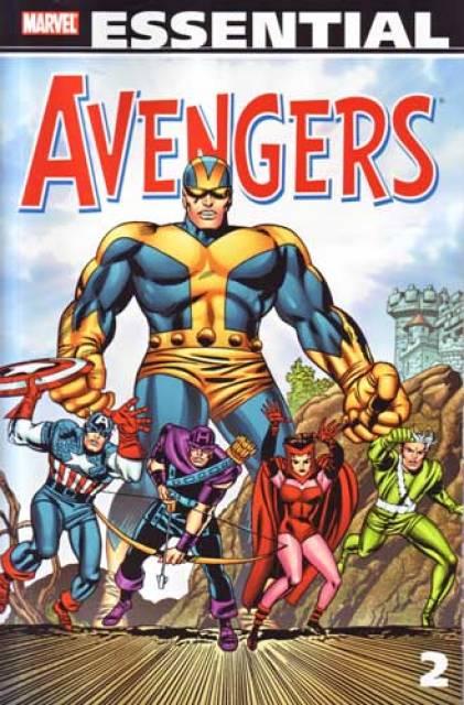 Essential Avengers Volume 2