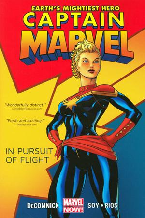 Captain Marvel: In Pursuit of Flight
