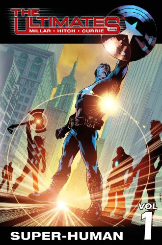 The Ultimates Vol. 1: Superhuman