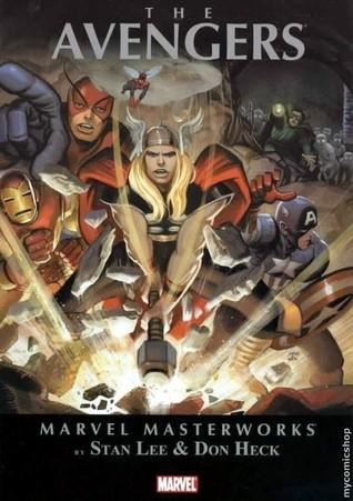 Marvel Masterworks: The Avengers Volume 2