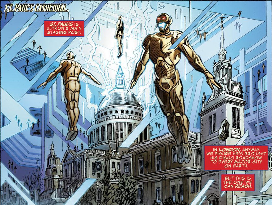 The Age of Ultron companion review