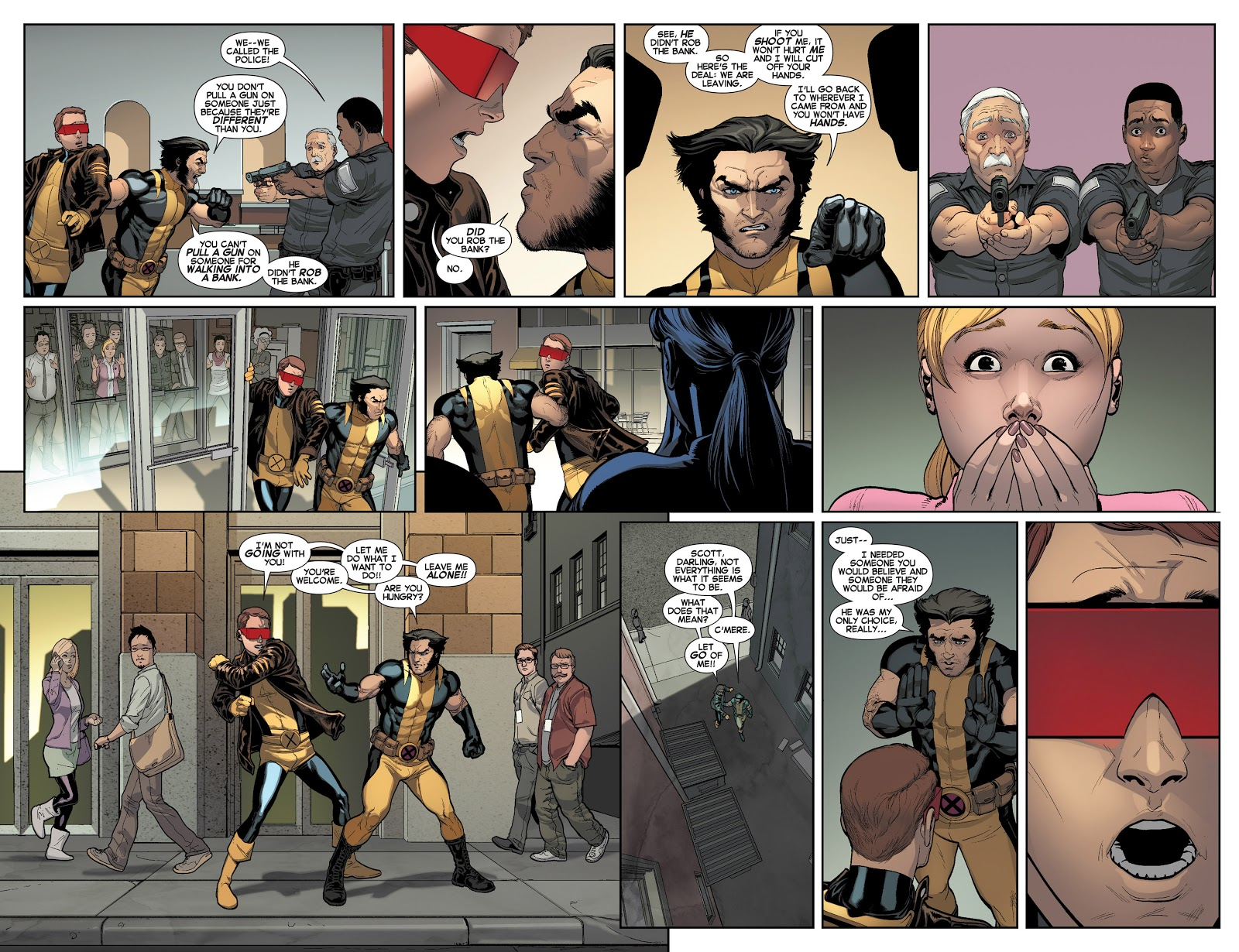 All New X-Men Here to Stay review