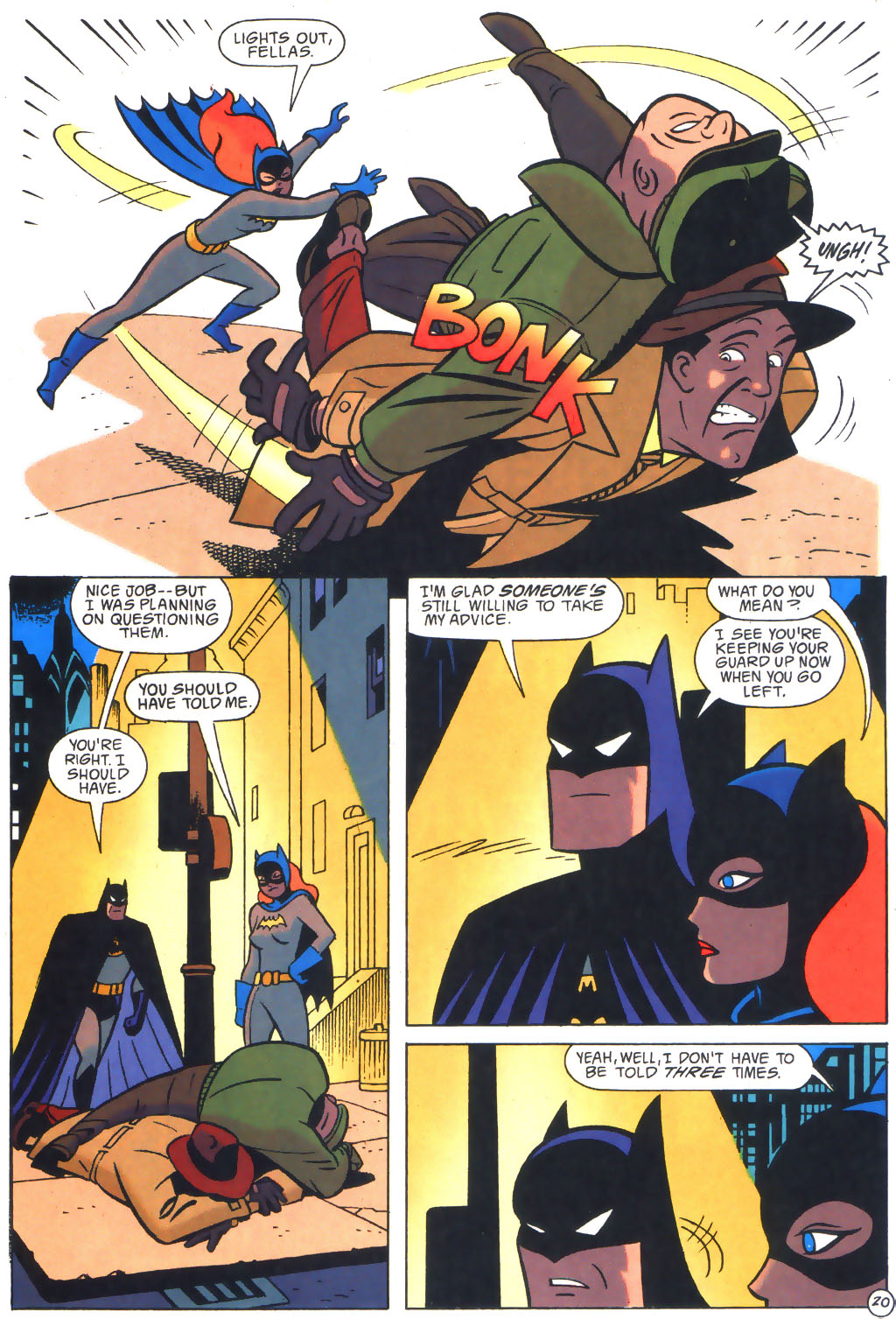 Batman Adventures The Lost Years review