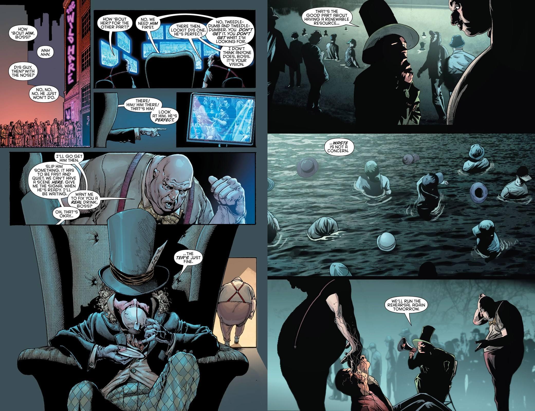 Batman Dark Knight Mad review