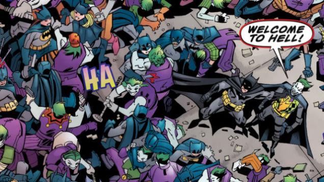 Batman Imposters Review