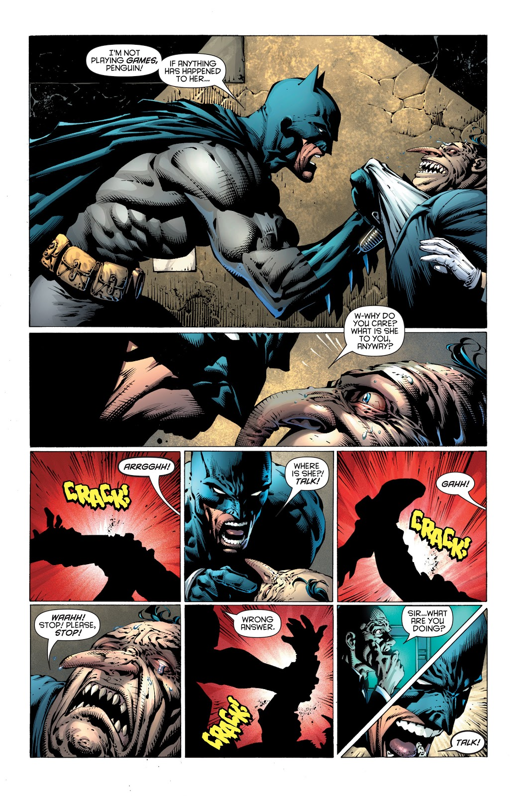 Batman The Dark Knight Golden Dawn review
