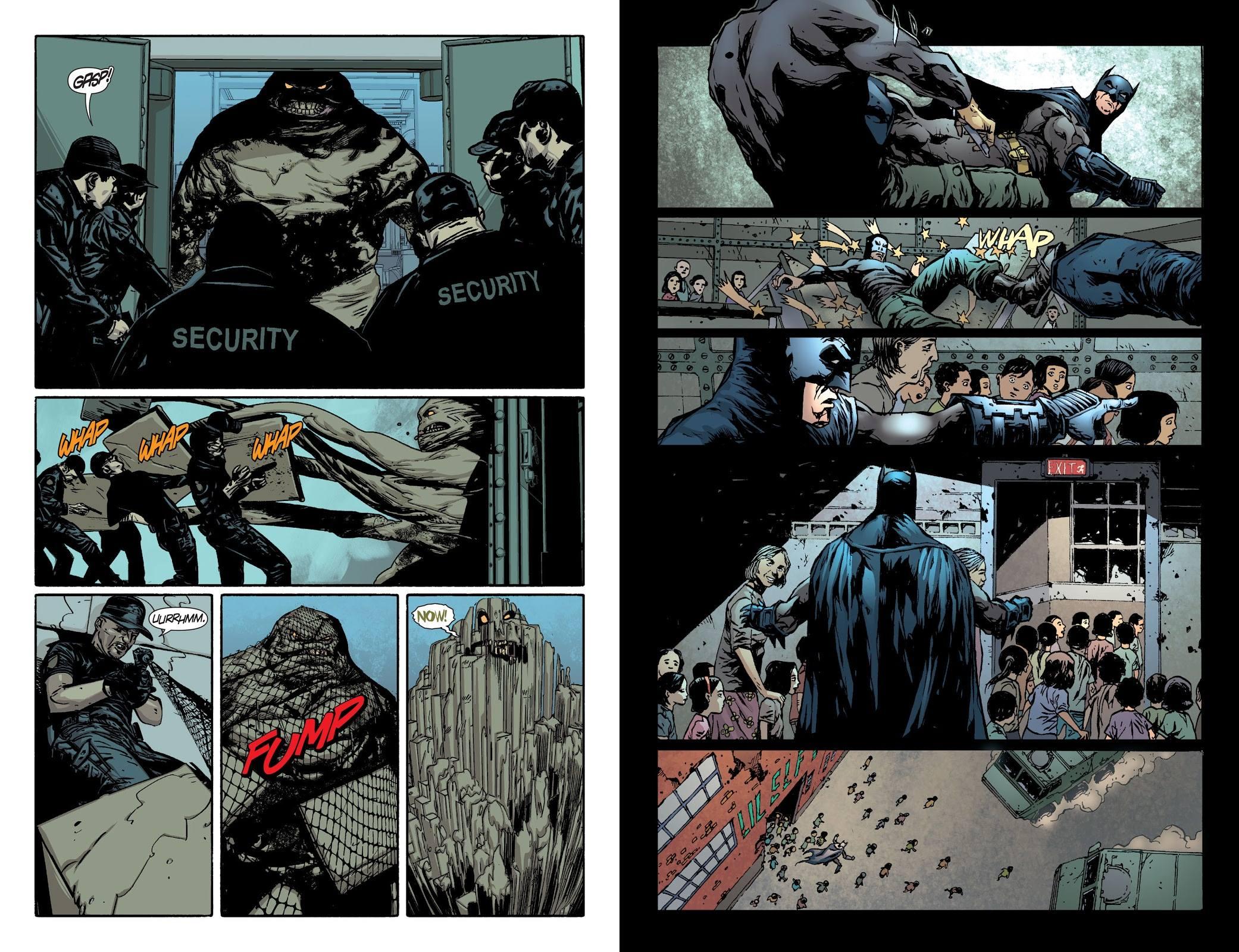 Batman the Dark Knight Clay review