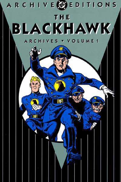 Blackhawk Archives Volume One