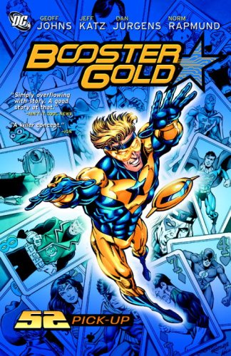 Booster Gold: 52 Pickup