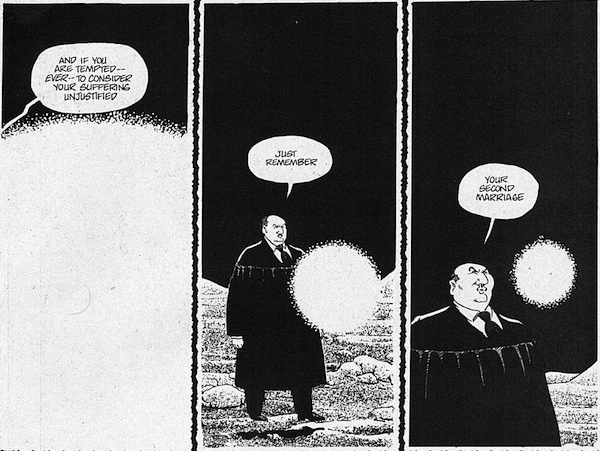 Cerebus Church and State review