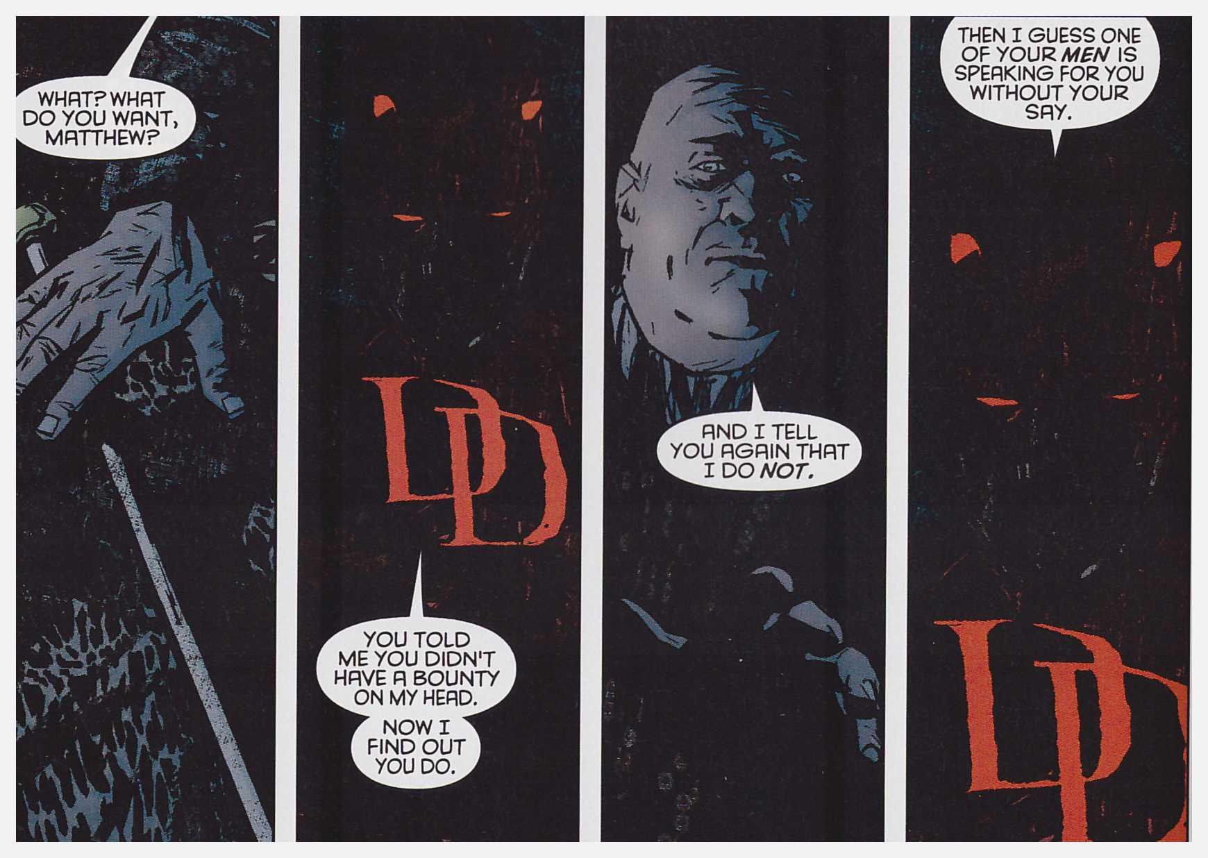 Daredevil Underboss review