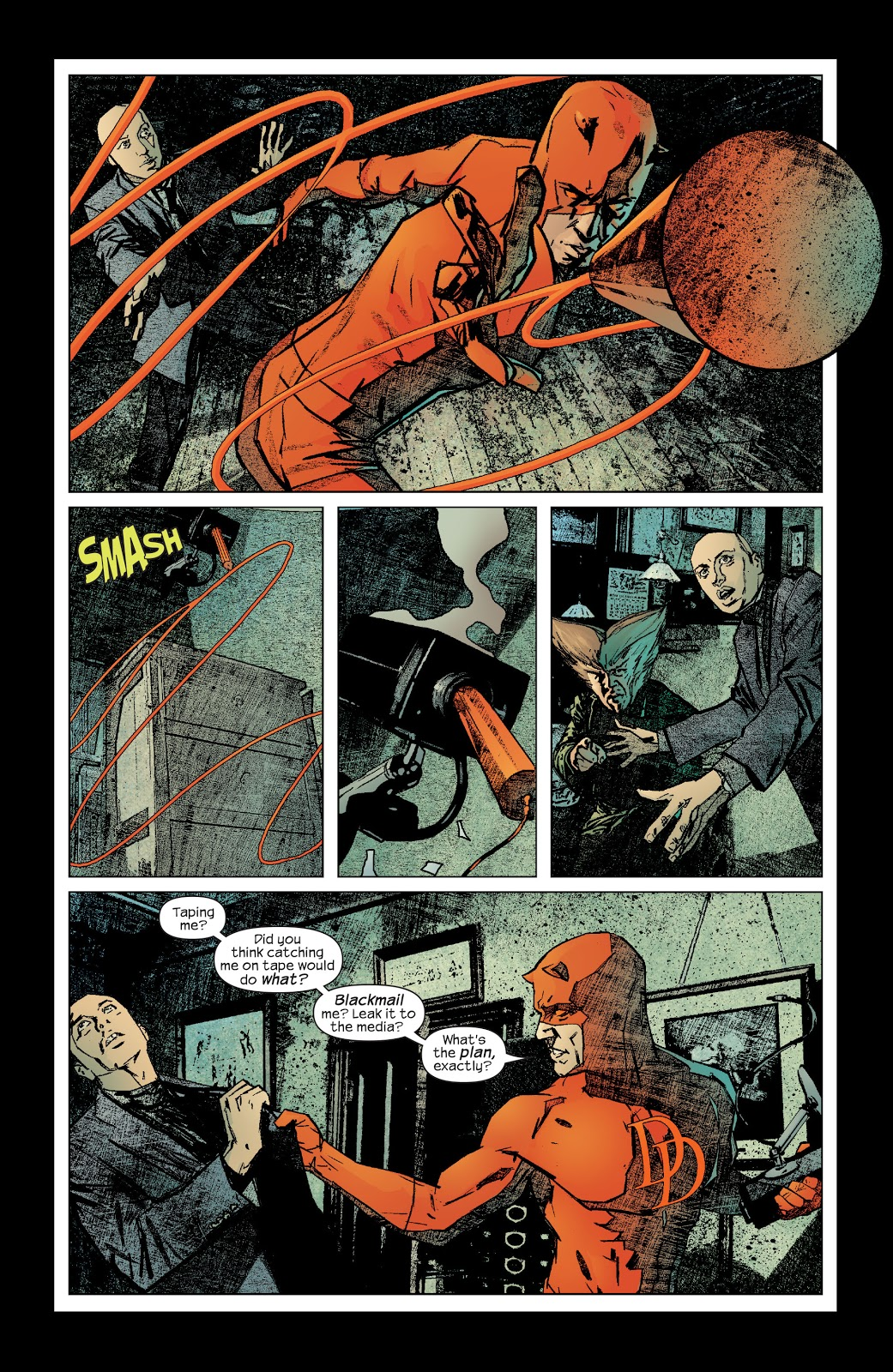 Daredevil Lowlife review