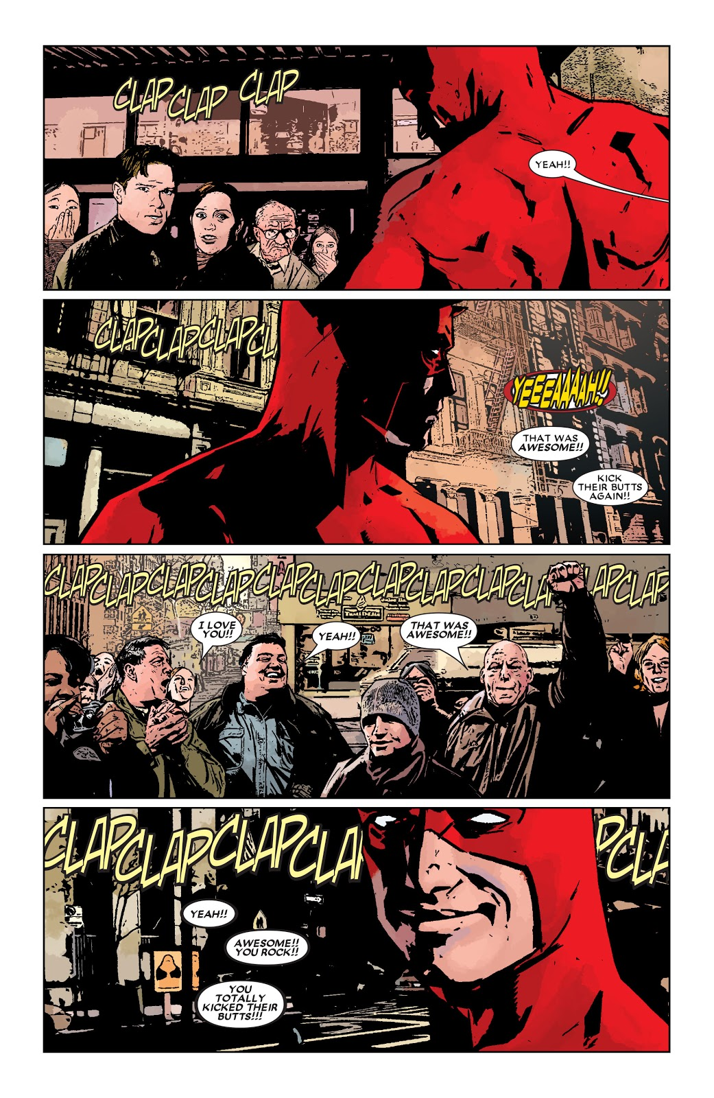 Daredevil The Murdock Papers review