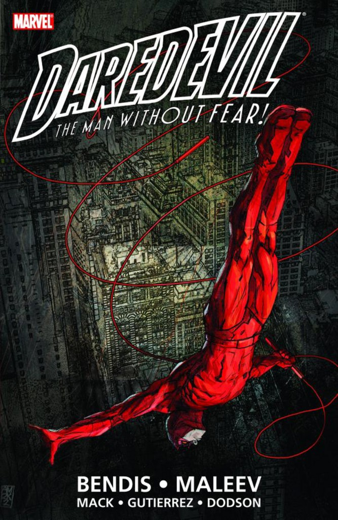 Daredevil by Brian Michael Bendis & Alex Maleev Ultimate Collection Book one