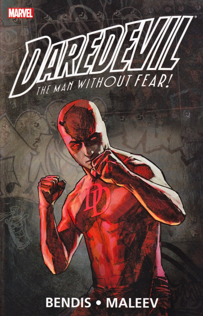 Daredevil by Brian Michael Bendis & Alex Maleev Ultimate Collection Book Two