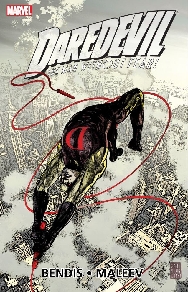 Daredevil by Brian Michael Bendis & Alex Maleev Ultimate Collection Book Three