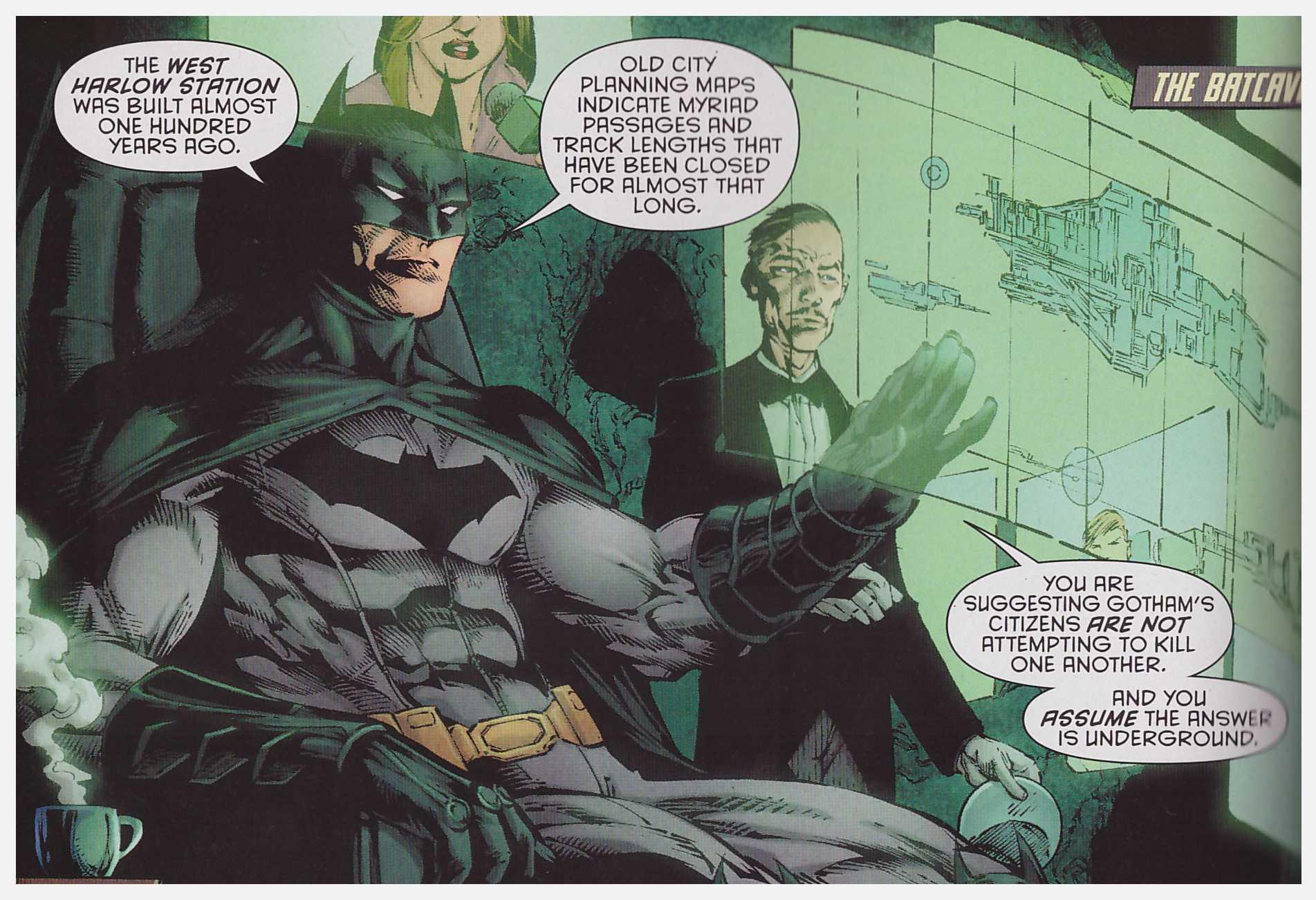 Batman The Dark Knight Knight Terrors review