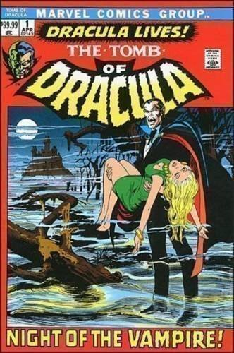Tomb of Dracula Omnibus 1