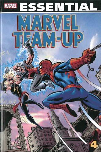 Essential Marvel Team-Up Volume 4