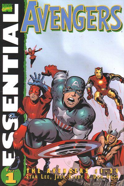 Essential Avengers Volume 1