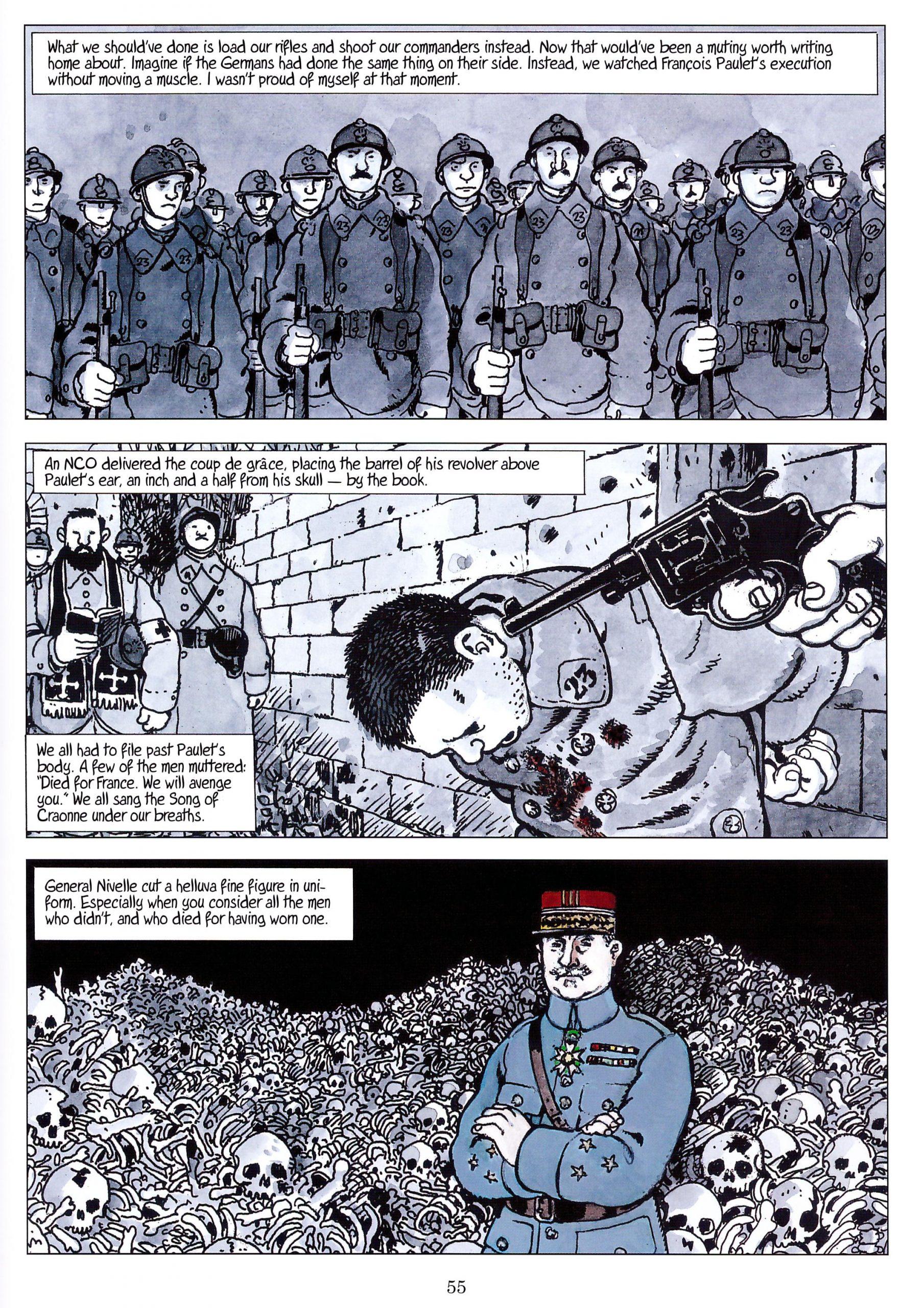 Godamn This War graphic novel review