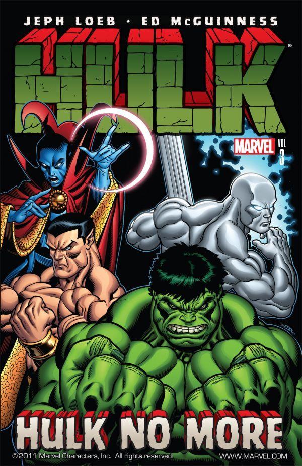 Incredible Hulk: Hulk No More