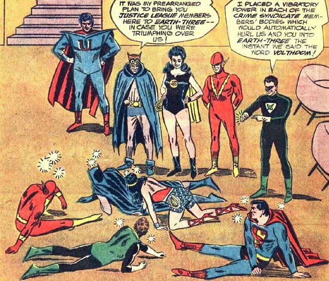 Justice League Archives 4 review