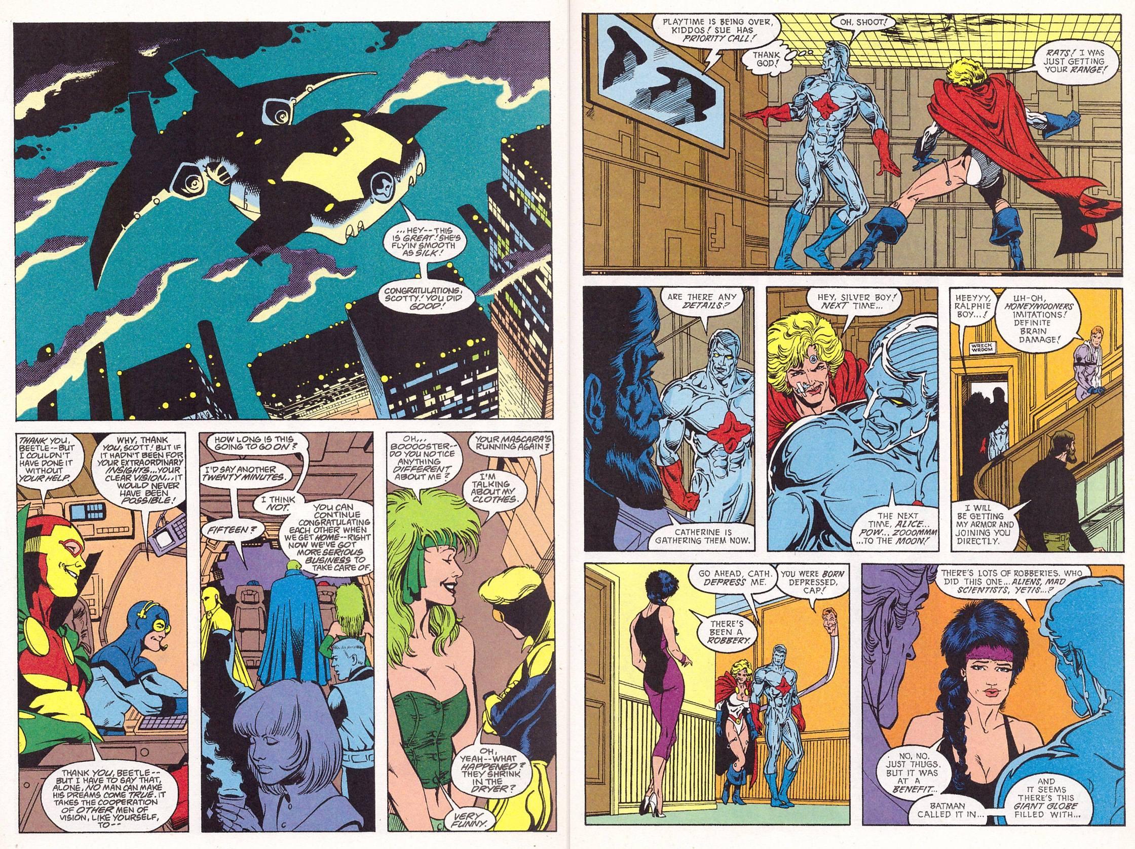 Justice League International Vol 6 review