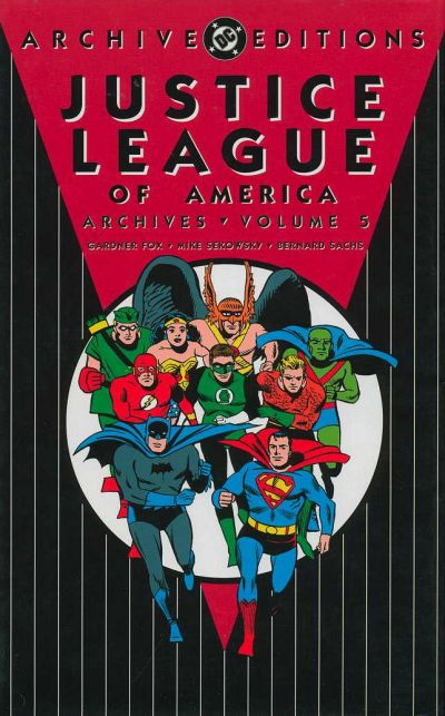 Justice League of America Archives Volume 5