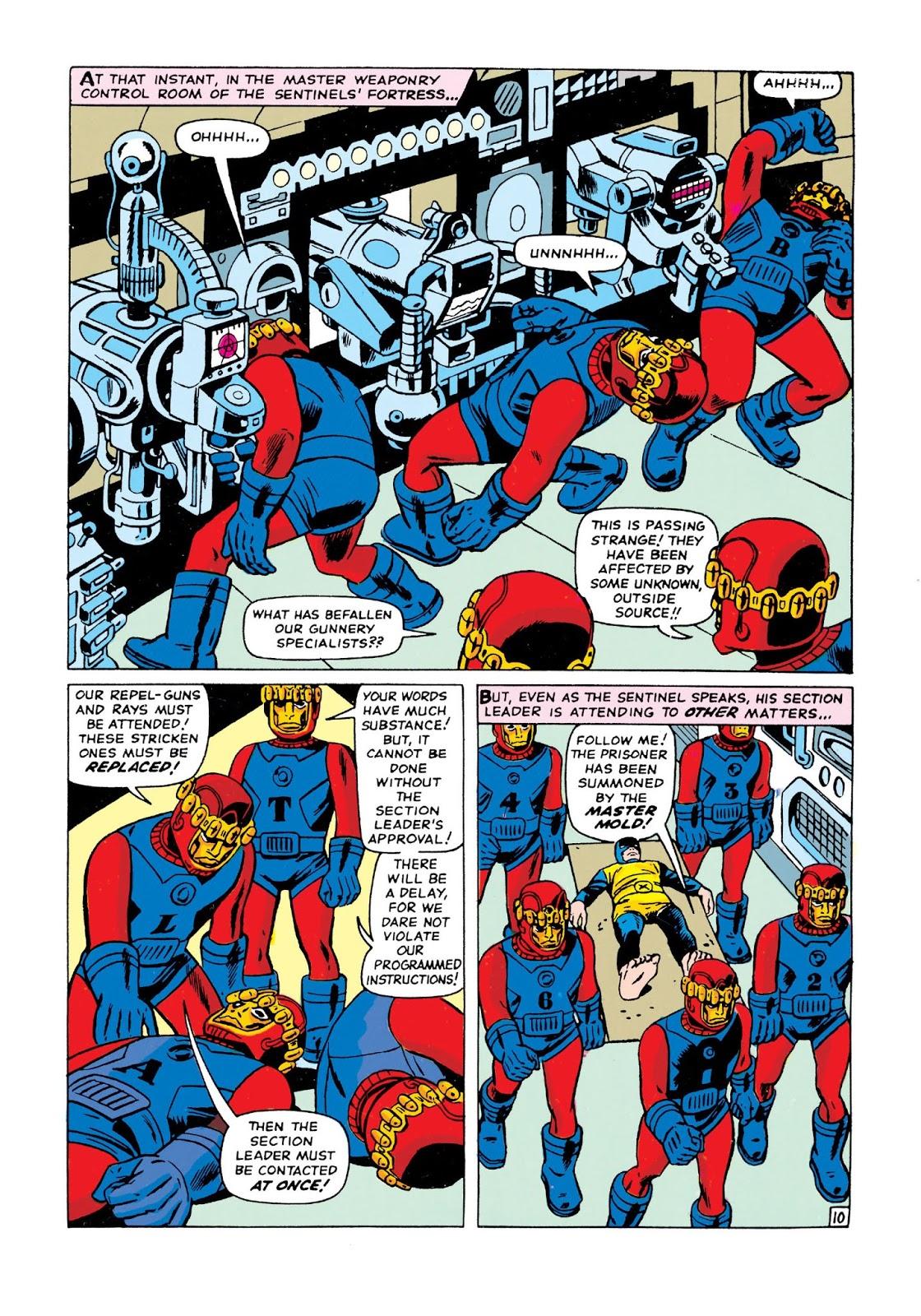 Marvel Masterworks X-Mens Vol 2 review