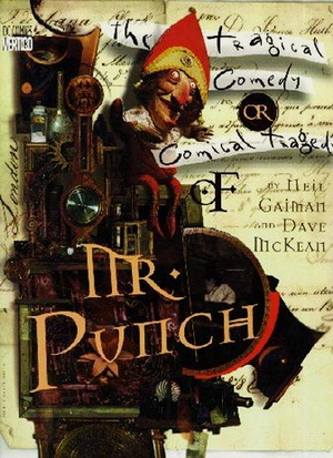 The Tragical Comedy or Comical Tragedy of Mr Punch