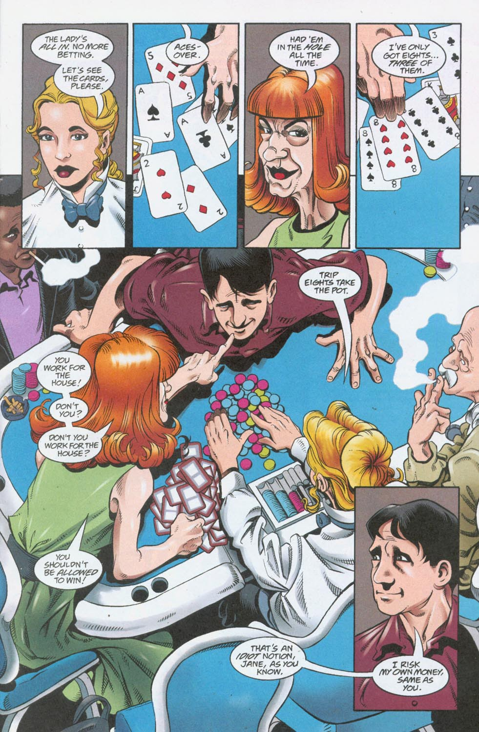 Proposition Player graphic novel review