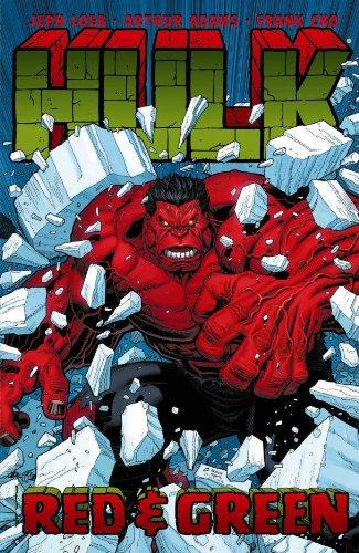 Incredible Hulk: Red & Green
