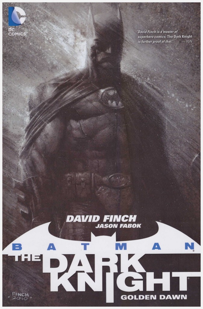 Batman, The Dark Knight: Golden Dawn