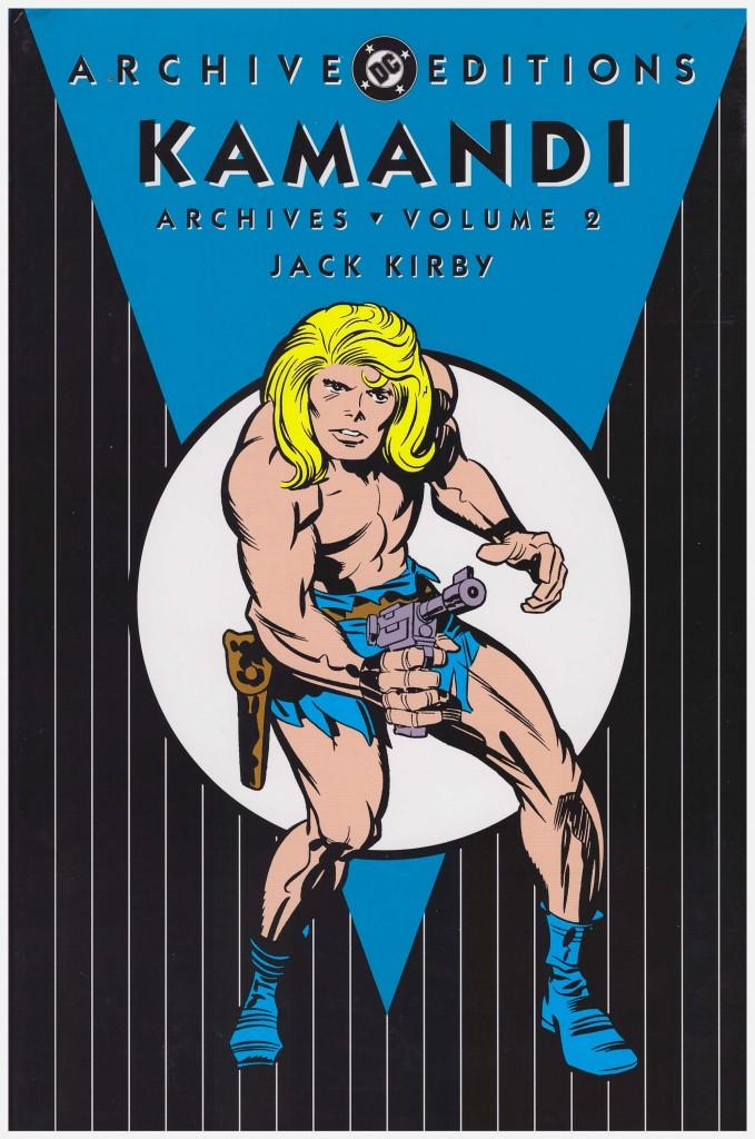 Kamandi Archives Volume Two