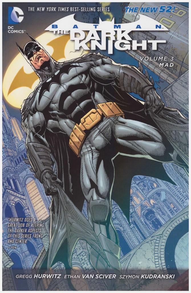 Batman, the Dark Knight: Mad