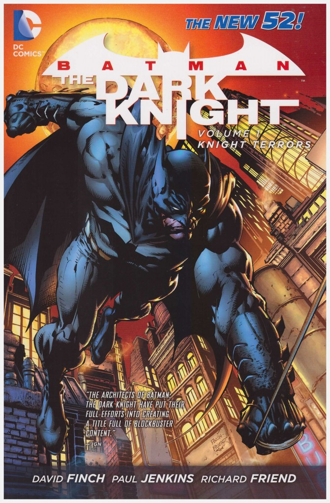 Batman, the Dark Knight: Knight Terrors
