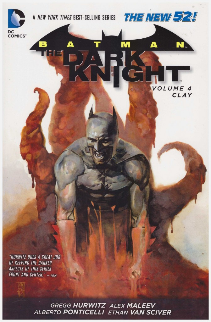 Batman, the Dark Knight: Clay
