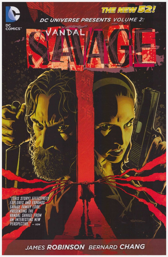 DC Universe Presents: Vandal Savage