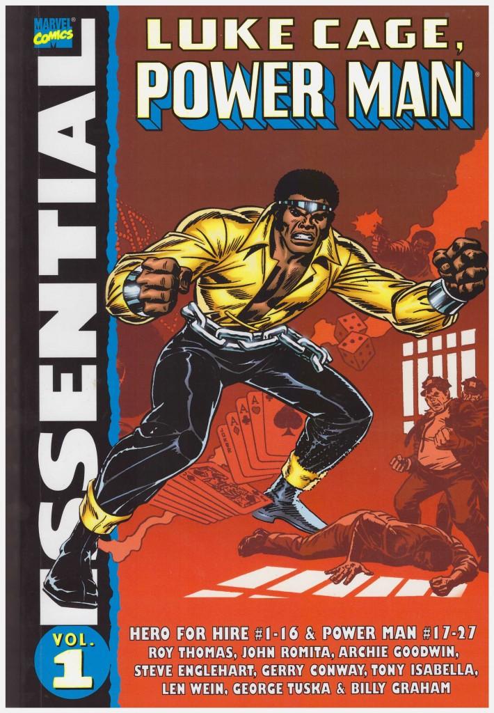 Essential Luke Cage, Power Man Volume 1