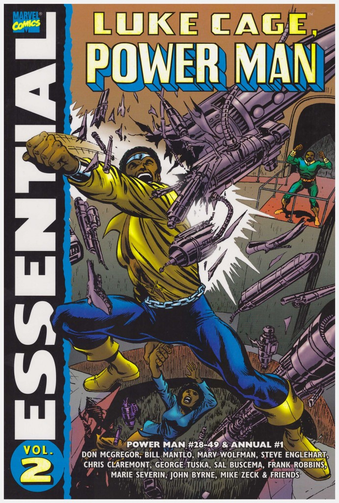 Essential Luke Cage, Power Man Volume 2