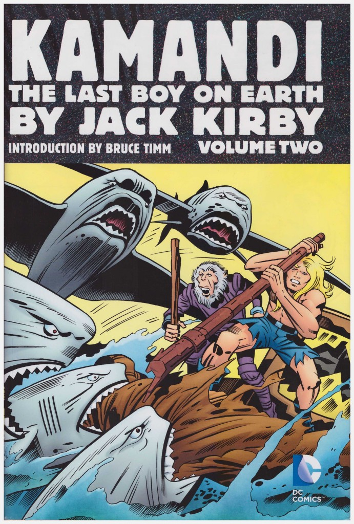 Kamandi, Last Boy on Earth by Jack Kirby – Volume Two