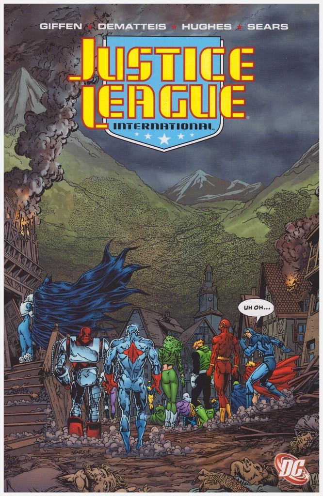 Justice League International Volume Six