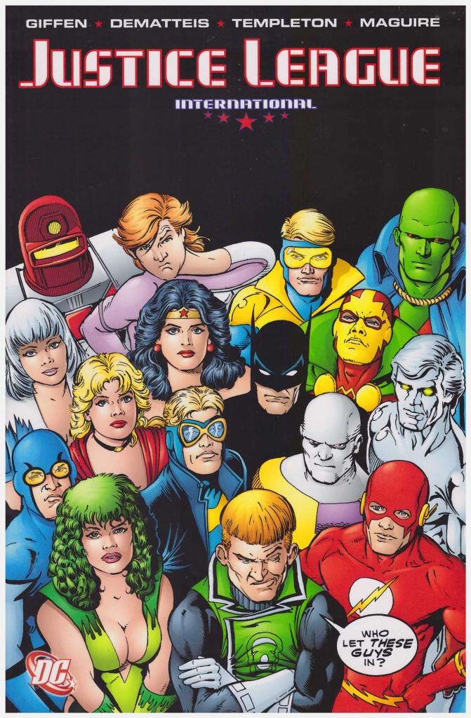 Justice League International Volume Four