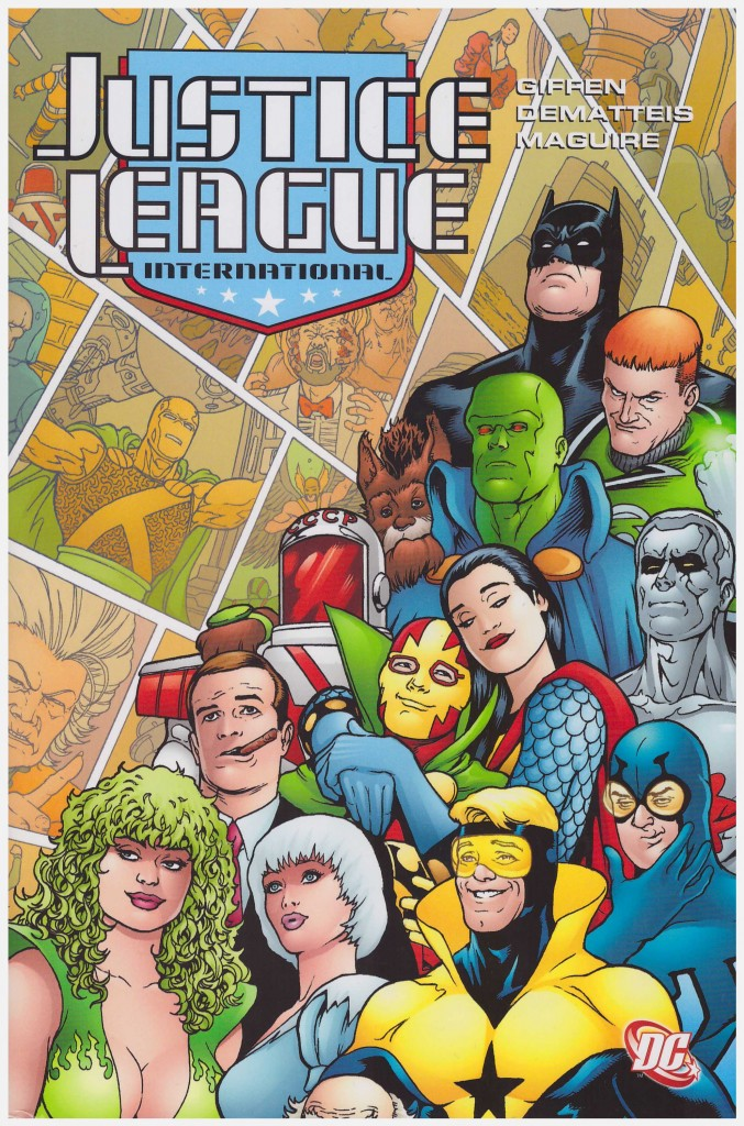 Justice League International Volume Three